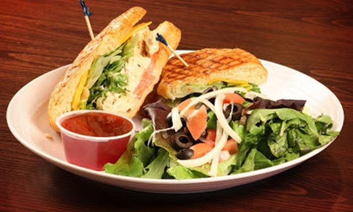 Mara's Cafe & Bakery - Denville: Café Food for Breakfast, Lunch, or Dinner at Mara's Cafe & Bakery (Up to 53% Off). Two Options Available.