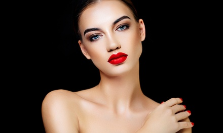 Cosmetic Eyebrow Tattoo: Powder Finish $139 or Feather Effect $149 at Courtneys Cosmetic Ink Up to $349 Value