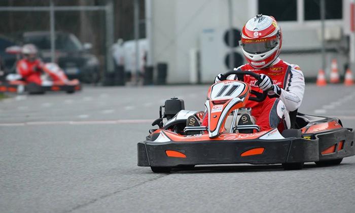 2 sessioni su kart oppure GP Special fino a 12 piloti da PG Corse (sconto fino a 50%)