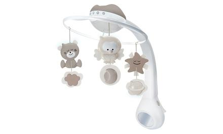 Luz de noche móvil para bebés Infantino