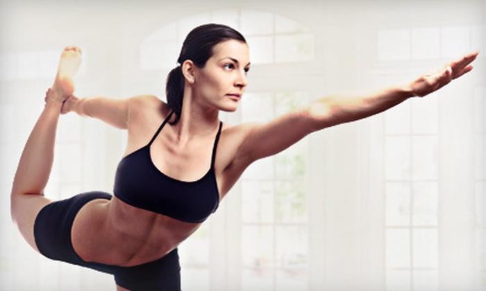 Freedom Yoga Studio - Lakeshore: 5, 10, 15, or 20 Yoga Classes at Freedom Yoga Studio (Up to 57% Off)