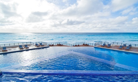 All-Inclusive Stay at The Grand Lifestyle at Grand Oasis Sens in Cancún, with Dates into December. Incl. Taxes & Fees.