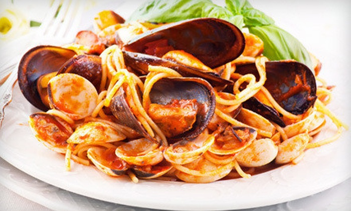 Cesare at the Beach - Clearwater: $20 for $40 Worth of Italian Cuisine and Drinks at Cesare at the Beach