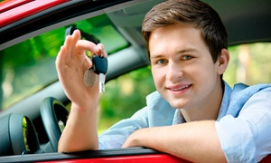 In The Right Lane Derby: Four Driving Lessons for £13 with In The Right Lane Derby (86% Off)