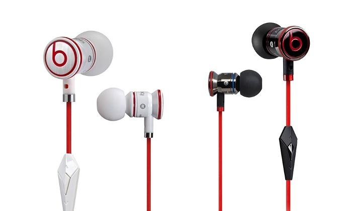 Beats iBeats In-Ear Headphones with ControlTalk (Refurbished)