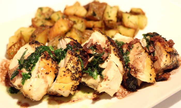 Stuffed-Chicken Cooking Class - Washington Ave./ Memorial Park: Butterfly and Stuff a Chicken with a Professional Chef