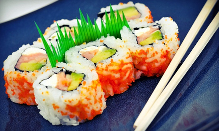 Sima Sushi Cafe - Hatboro: Japanese Dinner for Two or Four at Sima Sushi Cafe (Up to 52% Off)