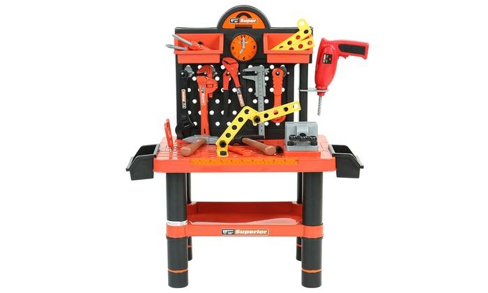 Tavolo Da Lavoro Bambini : Banco lavoro oggetti per bambini kijiji annunci di ebay