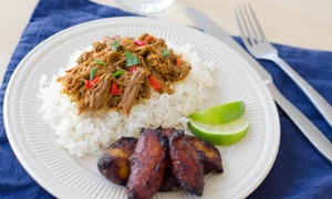 Tropical Picken Chicken: Puerto Rican and Cuban Cuisine for Lunch or Dinner at Tropical Picken Chicken (Up to 40% Off)