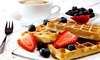 Up to 46% Off Breakfast for Two at Republic Grill