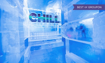 Up to 52% Off Admission and Extras at CHILL Ice House