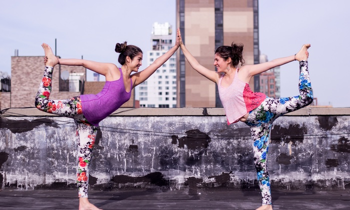 Heart Yoga At Grassroots - Historic Downtown: Five Yoga Classes at Heart Yoga at Grassroots (45% Off)