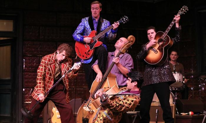"""Million Dollar Quartet"" - Peabody Opera House: ""Million Dollar Quartet"" on Saturday, January 30, at 2 p.m. or 8 p.m."