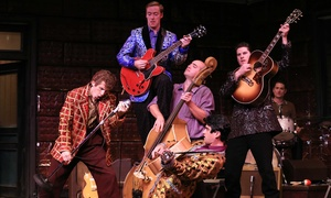 """""""Million Dollar Quartet"""": """"Million Dollar Quartet"""" on Saturday, March 5, at 8 p.m."""