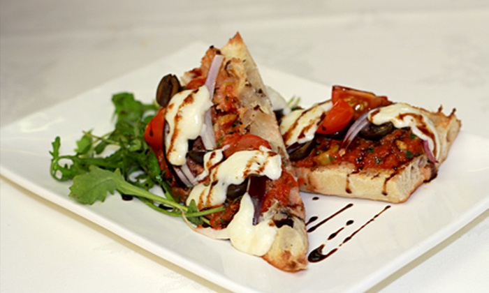 Il Forno Derby - Duffield: Two-Course Italian Meal For Two, £17.50 at Ilforno (Up to 62% Off)
