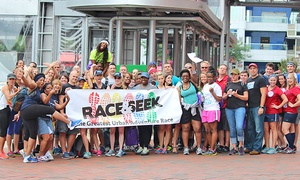 Race & Seek: One Entry to Urban Scavenger Race from Race & Seek (Up to 53% Off)