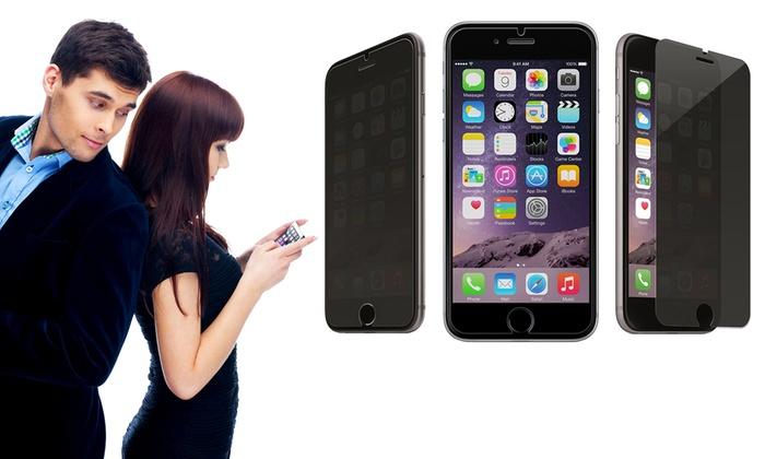 Film protecteur d'cran avec filtre de confidentialit pour iPhone Avanca à 995€ (50% de rduction)