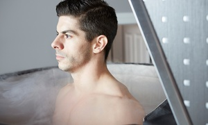 Cryo Fix: 3 or 5 Whole Body Cryotherapy Sessions from Cryo Fix (Up to 57% Off)