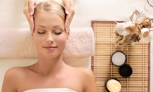 Trishna: Relaxing Massage, Facial, or Both, with Options for an Add-On Treatment at Trishna (Up to 59% Off)