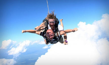 [Tandem Skydive for One at Skydive Barnstable (36% Off)  Image]