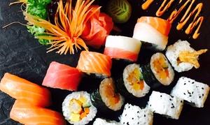 Thao Thai Fusion Thai & Sushi Restaurant: Wybrany zestaw sushi: 16 sztuk (59,99 zł) lub 23 sztuki (89,99 zł) w restauracji Thao Thai Fusion w Gdańsku (do -39%)