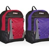 "Prosport 17"" Bungee Face Backpacks"