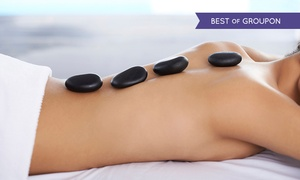 Oceanic Hair & Beauty: Choice of Hot Stone Massage with Optional Mini Facial at Oceanic Hair and Beauty