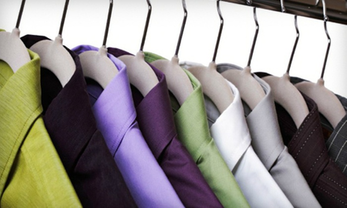 Tiffany Cleaners - Scottsdale: $15 Worth of Dry Cleaning