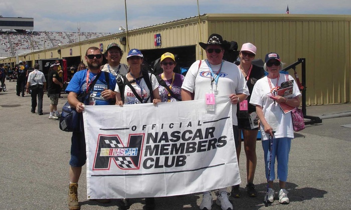 Official NASCAR Members Club: $29 for three-month membership to NASCAR Members Club ($45 Value)