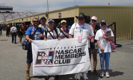 $23.20 for three-month membership to NASCAR Members Club ($45 Value)