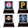 Glass and Acrylic Baseball Memorabilia Cases