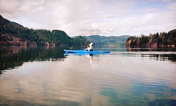 Cascade Pack & Paddle, LLC - Multiple Locations: $32 for a Four-Hour Kayaking Tour from Cascade Pack & Paddle, LLC ($65 Value)