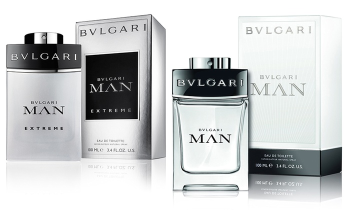 Bvlgari Man or Man Extreme Eau de Toilette for Men (3.4oz.)