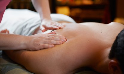 image for One-Hour Full Body Massage at Cute Hair and Beauty Salon (47% Off)