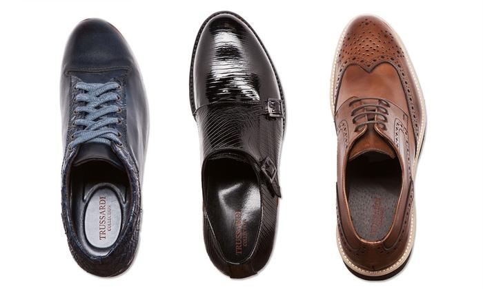 scarpe trussardi uomo eleganti