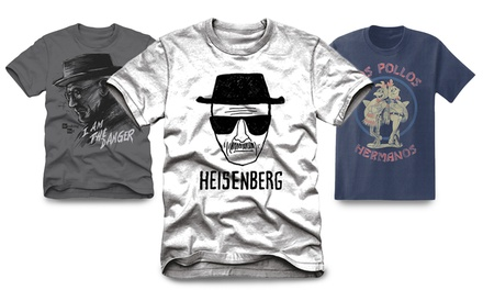 Breaking Bad Men's T-Shirts