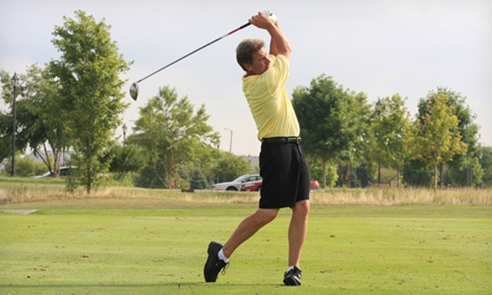 Ben Mutz Golf - George W. Dunne National Golf Course: One or Three 90-Minute Golf Clinics from Ben Mutz Golf (Up to 67% Off)