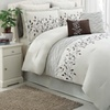 Veranda 8-Piece Embroidered Comforter Set