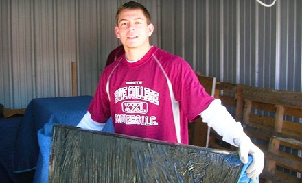 Two Hours of Professional Moving Services (a $238 value) - Five College Movers in