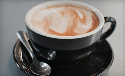 Four Drinks or Two Groupons, Each Good for $10 Worth of Café Drinks and Treats at Paradise Java & Ice