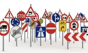AUTOSCUOLA MARMORATA: Corso per patente di guida B, B1, A1, A2, A3 o AM all'Autoscuola Marmorata (sconto a 80%)