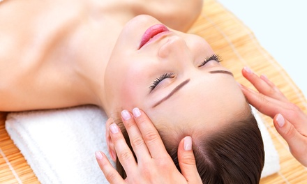 One or Three Customized Facials at Inertia Massage (Up to 53% Off)