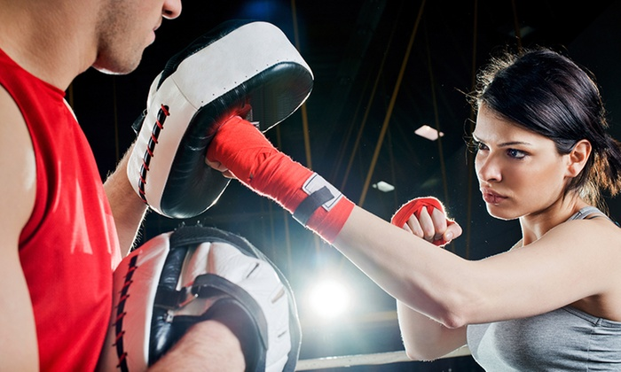 The Academy of Combative Defense and Fitness - Academy of Combative Defense And Fitness: Self-Defense or Fitness Classes or Both for 1 or 2 at Academy of Combative Defense And Fitness (Up to 71% Off)