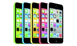 Apple iPhone 5c Smartphone (GSM Unlocked): Apple iPhone 5c Smartphone (GSM Unlocked) (Refurbished)