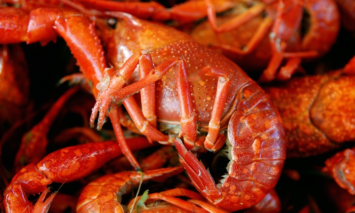 Mudbugs Bar & Grill Inc - Collinsville: Cajun Food for Dine-In or Takeout at Mudbug's Bar & Grill Inc (Up to 44% Off). Three Options Available.