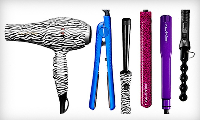 NuMe: $15 for $115 Worth of Hairstyling Tools from NuMe