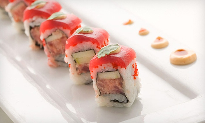 Mr. Yum - West Little Havana: $15 for $30 Worth of Japanese and Thai Dinner at Mr. Yum