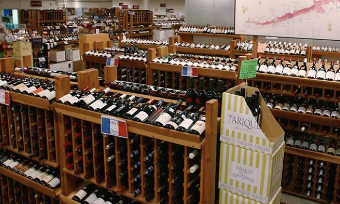 The Wine House  - West Los Angeles: Wine Tastings or Bottles and Accessories at The Wine House (Half Off)