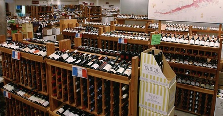 $20 Groupon Toward Wine Samples in the Tasting Room - The Wine House  in Los Angeles