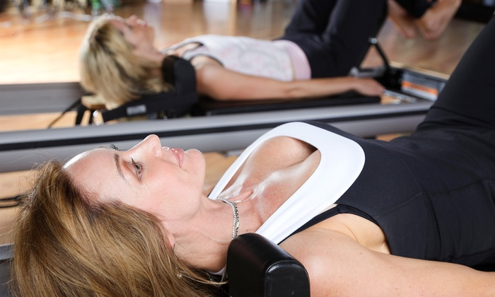 Pilates Infusion - Cherry Creek: 5 or 10 Reformer Classes or One Month of Unlimited Fitness Classes at Pilates Infusion (Up to 67% Off)